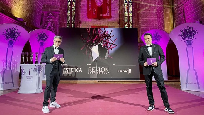 The 2021 International Hairdressing Awards' winners presented in a virtual awards ceremony