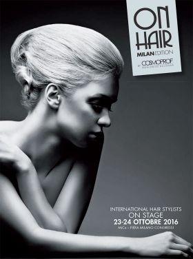 Oktober 2016: Das Debüt von On Hair Milan Edition