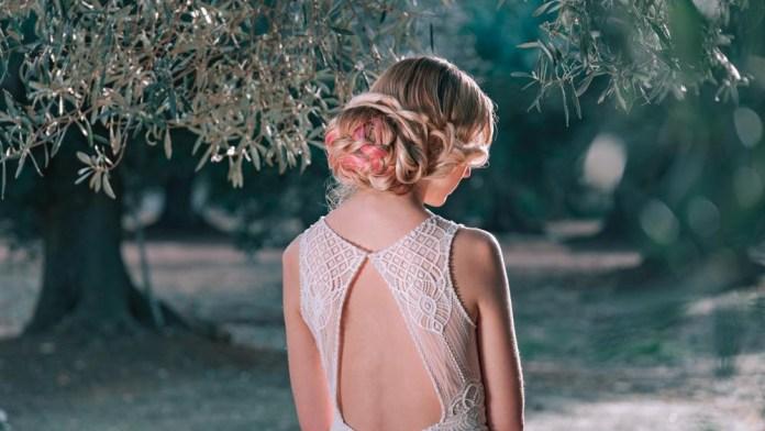 Braut Haarstyles: Die Trends 2019
