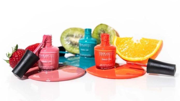 Salerm Cosmetics brilla con sus nuevos esmaltes de uñas de temporada