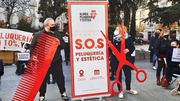 La imagen personal prepara una nueva movilización nacional para el 22 de marzo