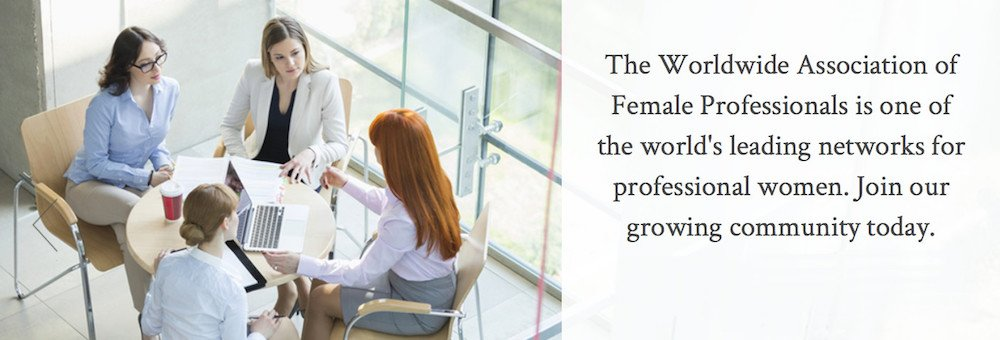 Worldwide Association of Female Professionals 1