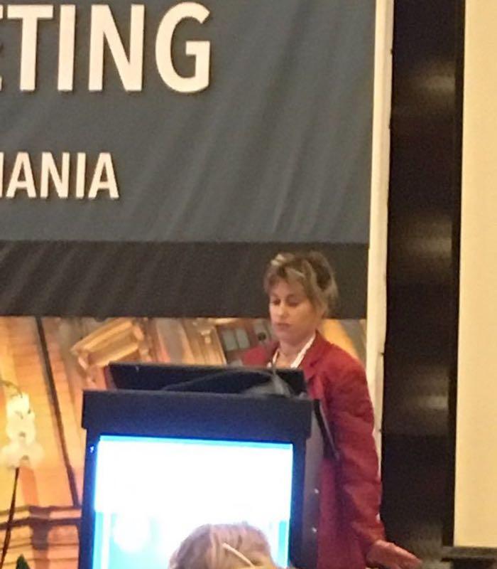 Worldwide Association of Female Professionals Award - Dr. Renata Migliardi 3