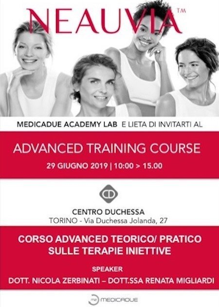 neauvia advanced training course