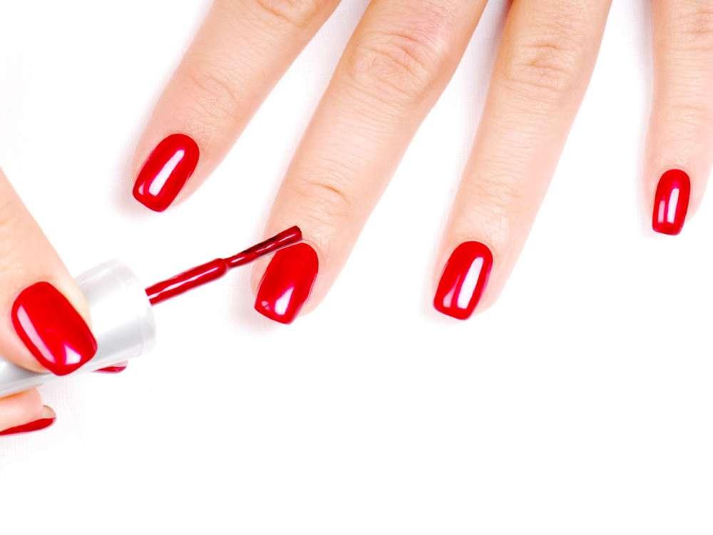 manicure 0201