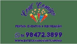 Cont Comigo Festas, Eventos e Recreação