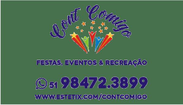 Cont Comigo Festas eventos e recreacao porto alegre 51 98472.3899