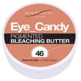 Unt Decolorant Pigmentat – Maxxelle Eye Candy Pigmented Bleaching Butter, nuanta 46 Lotus Flower, 100g