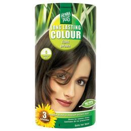 Vopsea par, Long Lasting Colour, 5 Light Brown, Hennaplus