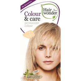 Vopsea par naturala, Colour & Care, 9 Very Light Blond, Hairwonder