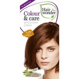 Vopsea par naturala, Colour & Care, 6.45 Cooper Mahogany, Hairwonder