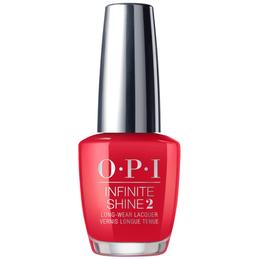 Lac de Unghii - OPI Infinite Shine Lacquer, Red Heads Ahead, 15ml