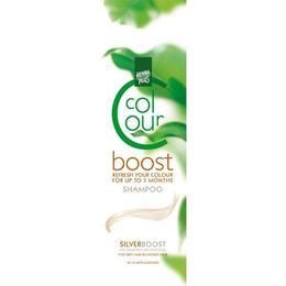 Sampon colorant, Colour Boost Silver, Hennaplus, 200 ml