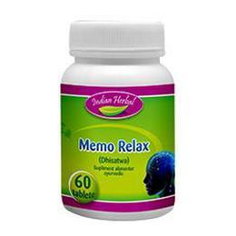 Memo Relax Indian Herbal, 60 comprimate