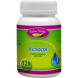 Renocol Indian Herbal, 120 comprimate