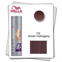 Pudra Nuantatoare pentru Suvite – Wella Professionals Magma by Blondor /75 Pigmented Lightener 120 gr