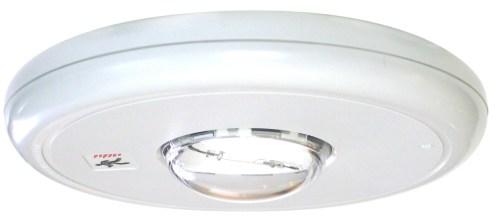 small resolution of gcf vmgenesis ceiling strobe 15 95 multi cd fire marking mounts to 4 inch square x 2 1 8 inch box