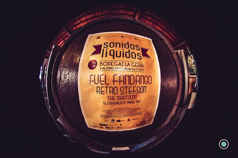 Sonidos Líquidos: retro stefson, fuel fandango en lanzarote