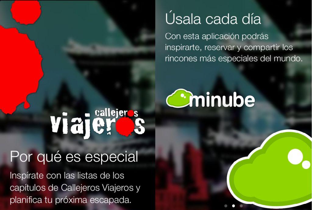 Callejeros Viajeros y Minube se unen en una aplicación móvil