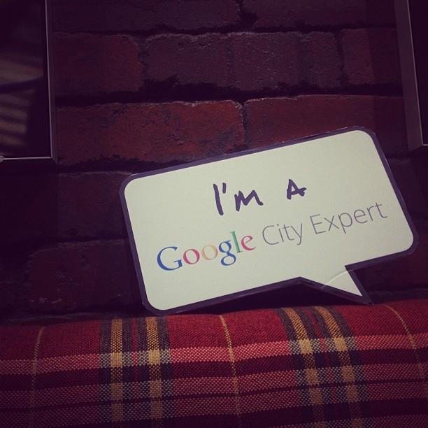 Google City Expert program