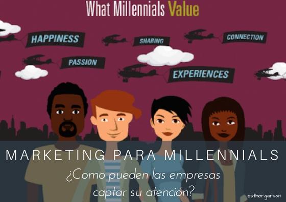 marketing para millennials esthergarsan turismoconnection