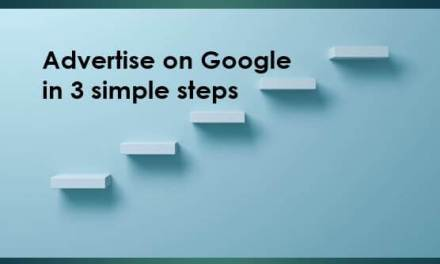 How to Advertise on Google – Step 1