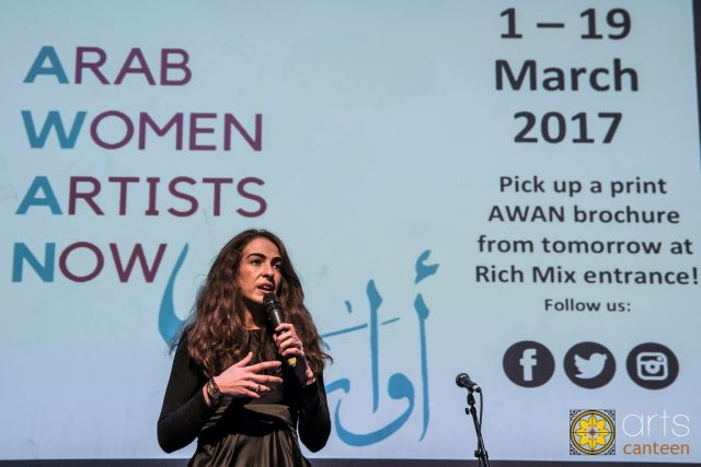 Arab Comedian