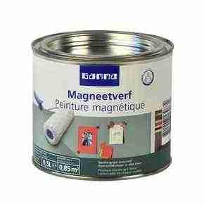 magneetverf magneetbord maken