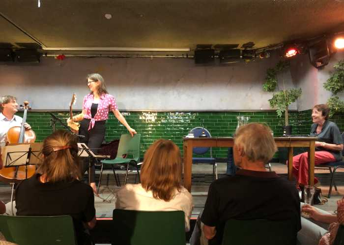 Muzikale Kring Maarten Mostert, Clairy Polak, Esther Steenbergen