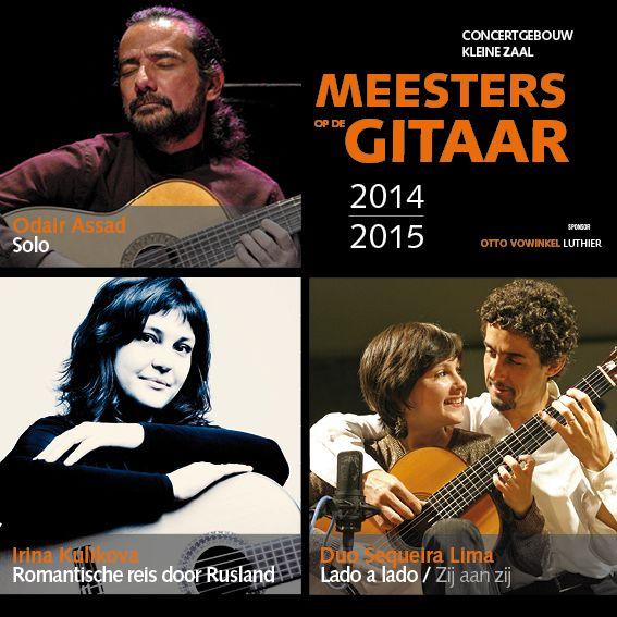 meesters op de gitaar 2014-15