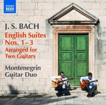 Montenegrin Guitar Duo Bach