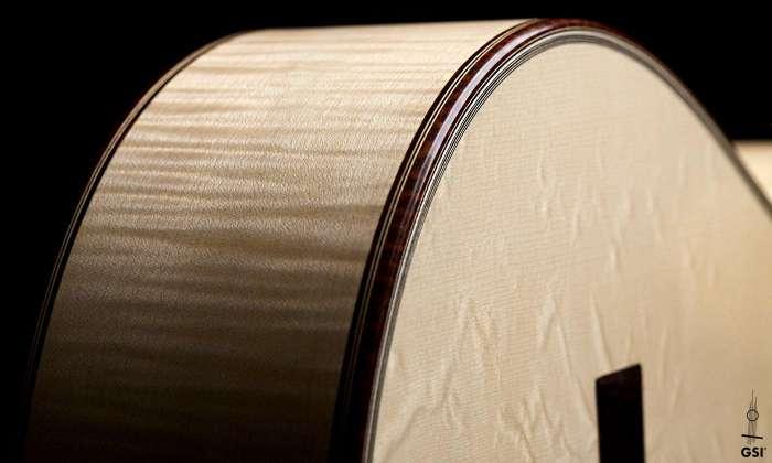 Guitar_Salon_International_Otto_Vowinkel_Maple_Spruce_Detail