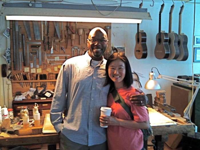 Michael en Miyuki Richards