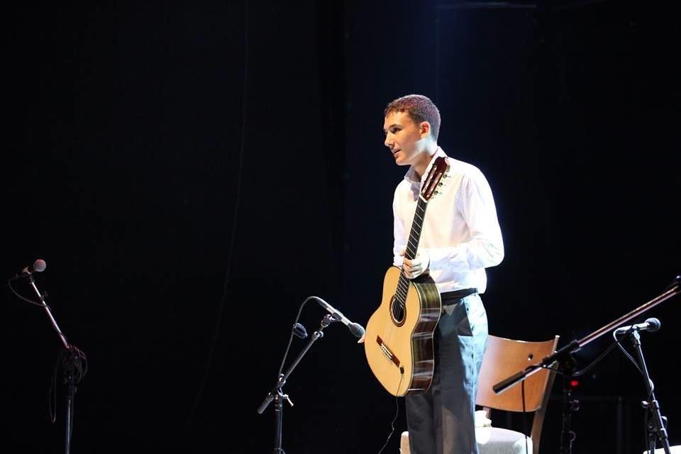 guitarist sava bozinovic