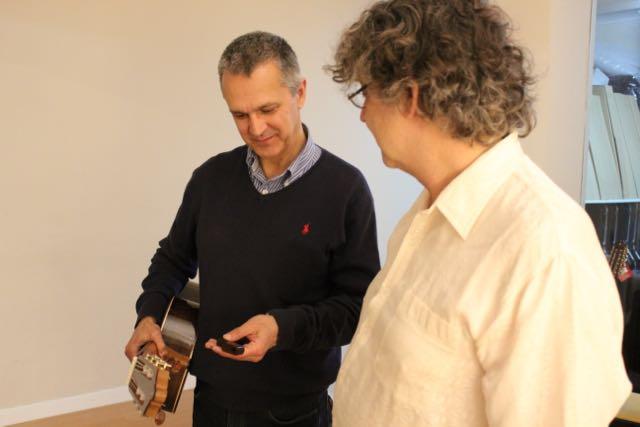 Miguel Angel Cano guitarras de luthier