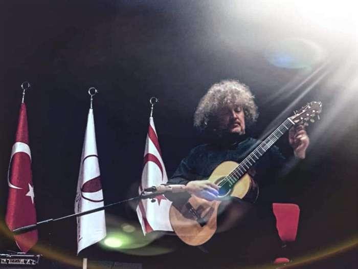 Zoran Dukic Guitar