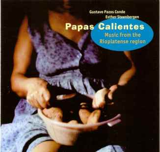 papas calientes