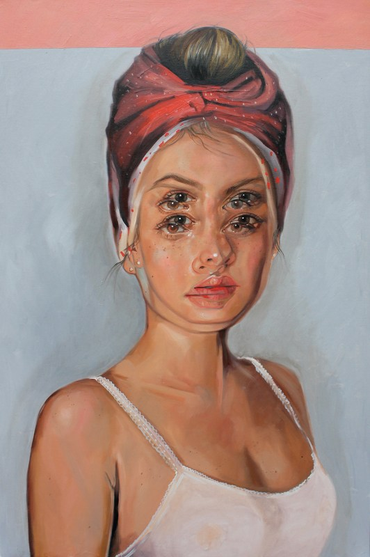 wearing_your_dreams _2017_oil on canvas_20x30_©_Alex_Garant
