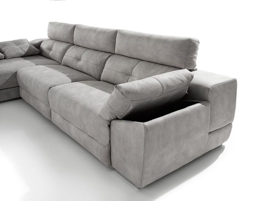 Sofa Chaiselongue Memory en diferentes medidas y telas a