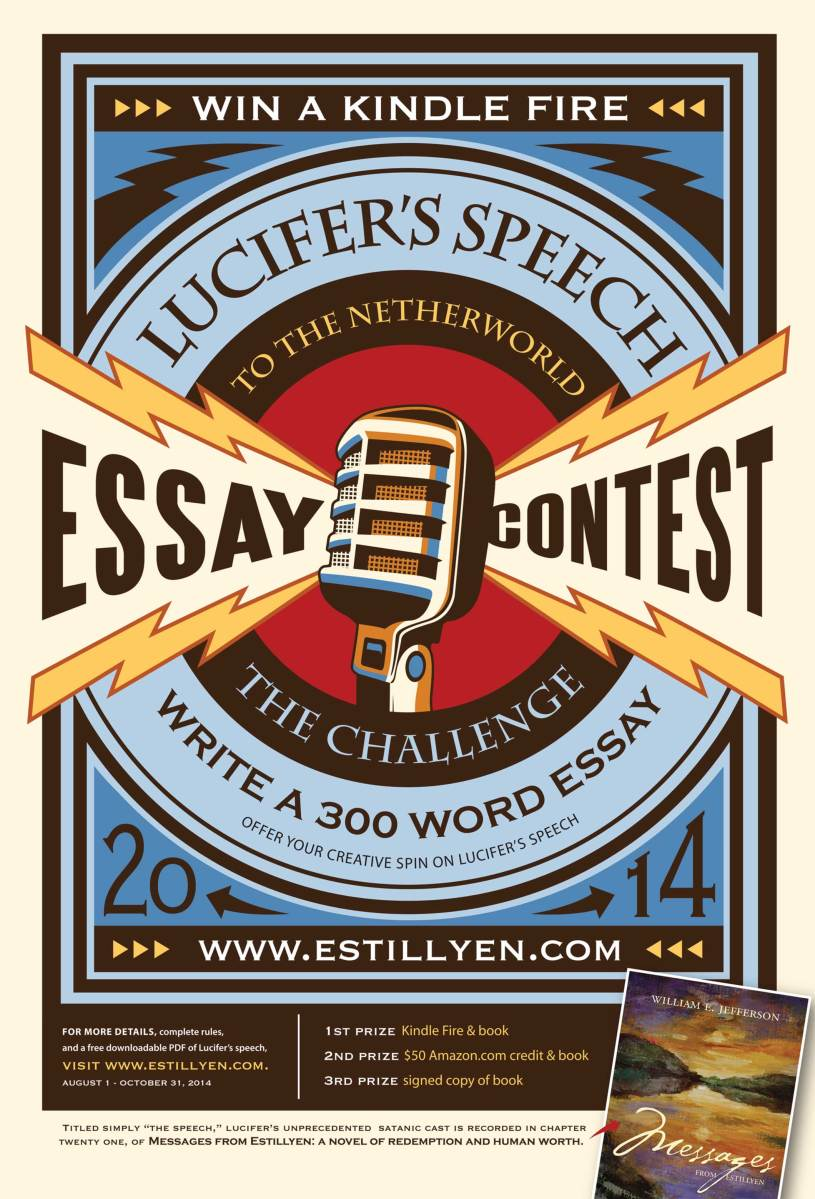 norton essay contest Writing contests: fame and (a little bit scott wright student essay contest the norton writer's prize will be awarded annually for an outstanding essay.