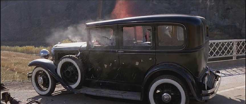buick Series 50 sedan de 1931