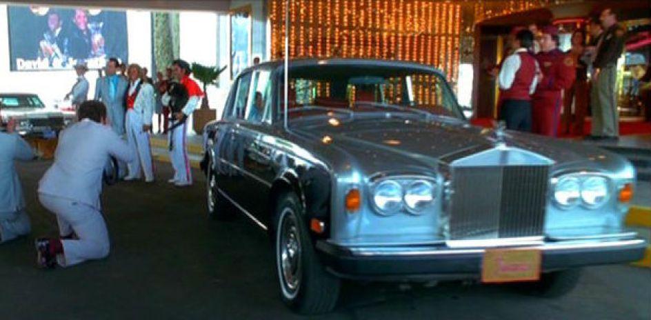 Rolls-Royce Silver Shadow I de 1974
