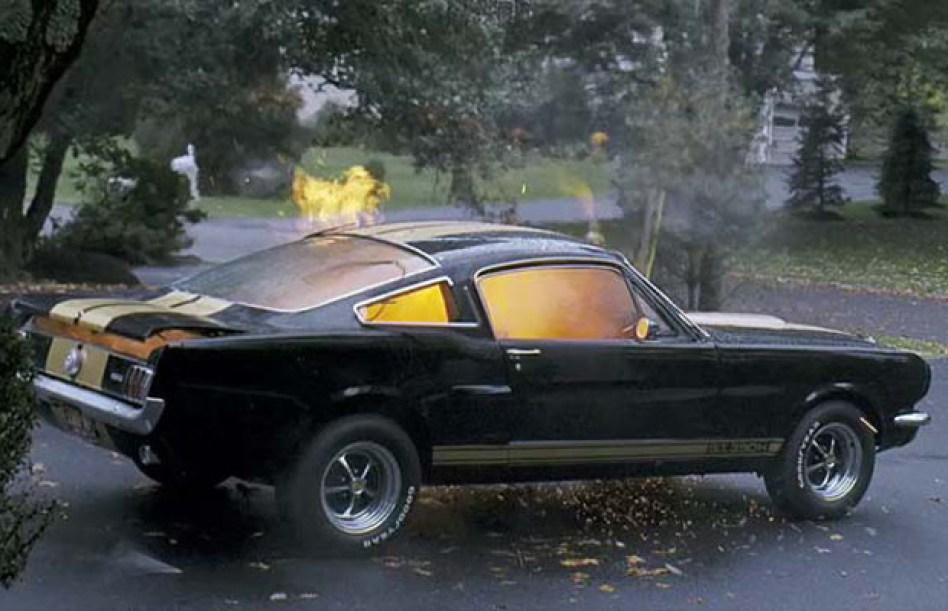 Shelby GT 350 H de 1966 O Gangster