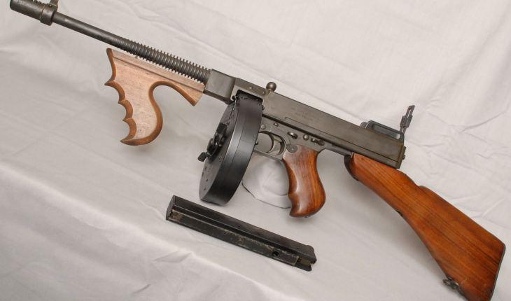 Thomson Tommy Gun