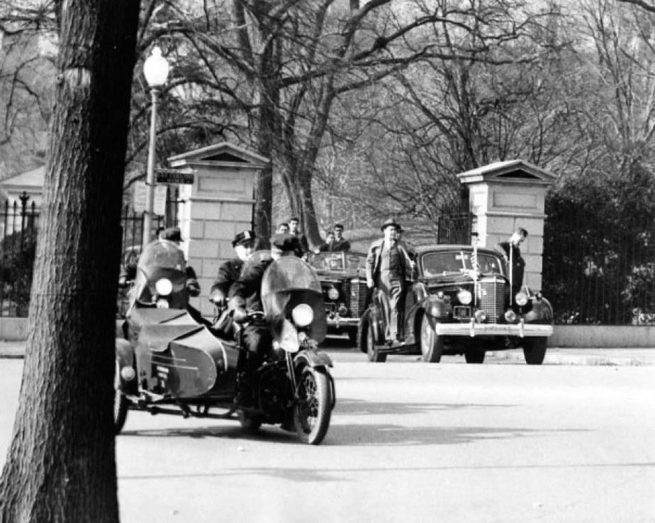 F.D.Roosvelt Cadillac
