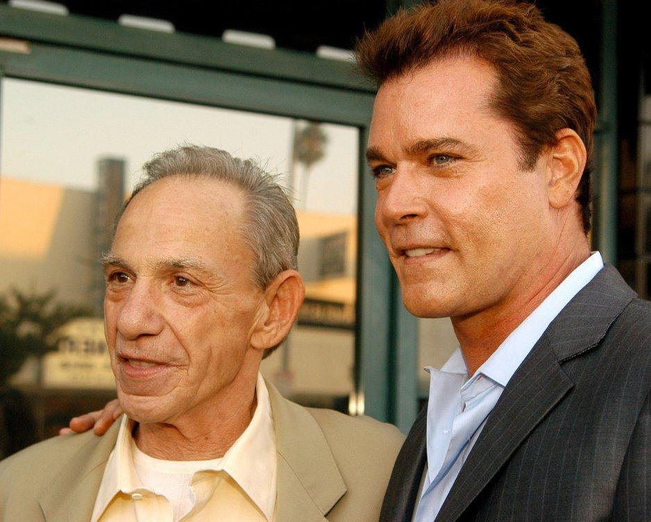 Henry hill e Ray Liotta em Goodfellas