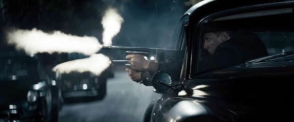 Gangster Squad-Thompsons gun