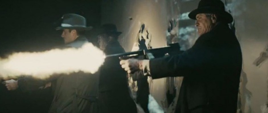 tommy gun gangsters
