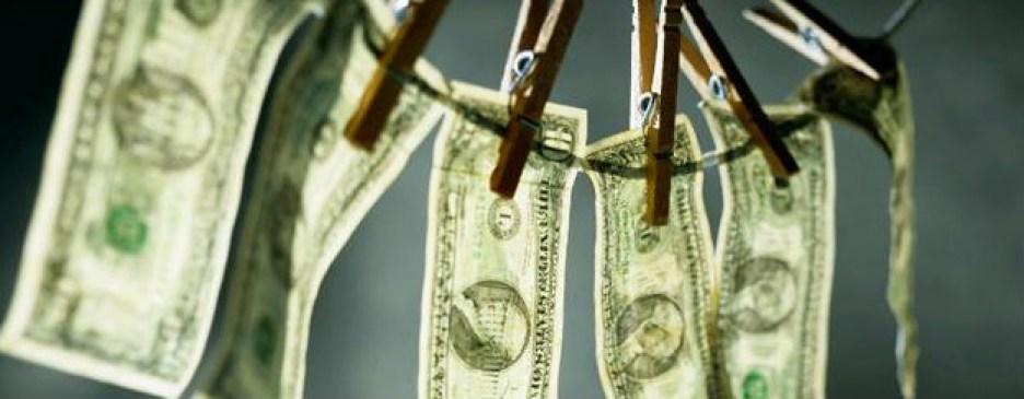 lavagen de dinheiro