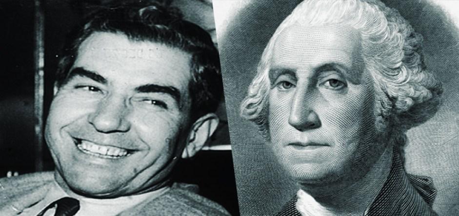 lucky luciano e George Washington
